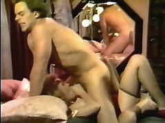 Buffy gets butt fucked in vintage por...
