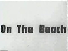 On the beach (1923 porn clip )