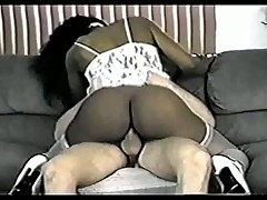 Tameesha Old School Ebony Phat Ass