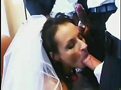 Bride Melissa West Torn Apart
