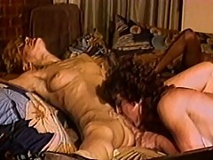 Interracial lesbo fucking group sex treat