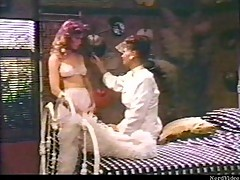 Vintage lesbians in heat after massage