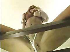 Horny MILF Receives A Oldschool Bang...