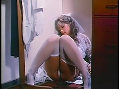Horny Lesbian Nurses Have a Wild Orgy With a Patient - Vintage Porn