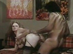 Ron Jeremy fucks blonde Milf
