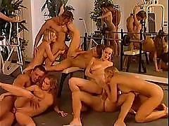 Birthday Party Groupsex!