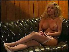 Busty Vintage Porn Star In Sucking Co...