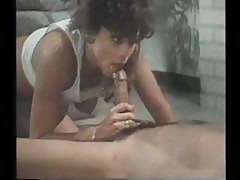 Vintage Video Featuring A Sexy Porn Star With A Damn Good Body
