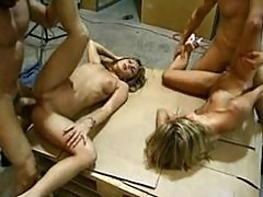Jeanie Rivers & Dayton Rains: Warehouse 4some