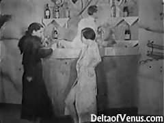 Vintage Porn from the 1930s - Girl-Girl-G ...