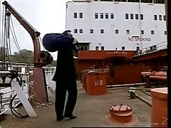 Elodie Cherie Fucking In a Cargo Ship