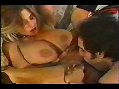 Tiffany Towers w Ron Jeremy - classical Big Boobs