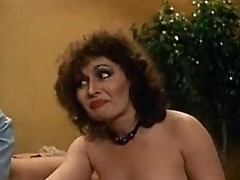 Young Ron Jeremy fucks in retro movie