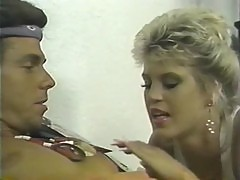Amber Lynn, Peter North - Poonies