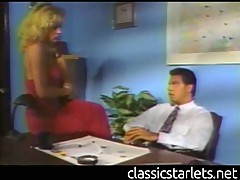 Debi Diamond sex in the office