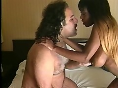 Ron Jeremy & Dominique Simone