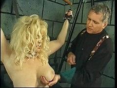 Eric Edwards still handsome and really good at doming big titted blond