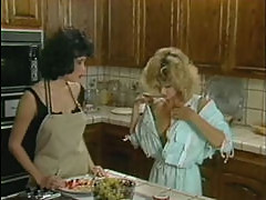 Ginger Lynn and Kristara Barrington ...