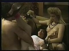Little Oral Annie, Ron Jeremy, threesome