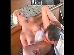Legendary Cocksman Randy Spears Fucks A Blonde Bimbo In The Ass