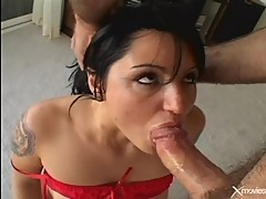 Hottie Katrina Kraven loves the cock