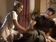 Penthouse Letters - Night Nurses escena 3