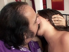 Lynn Love fucking Ron Jeremy