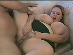 Ron Jeremy and BBW girl