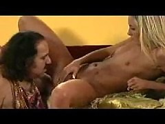 Ron Jeremy fucks Angel Long