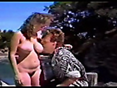No Sound: Shanna McCullough gives blowjob to blindfolded dude