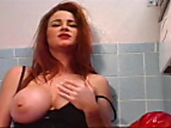 Tami Monroe Tits and Mouth