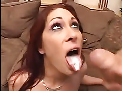 Cumshot Compilation with Tiffany Myn...