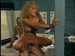 Blonde Monique Hall And Tom Chapman In A Classic Fuck Scene
